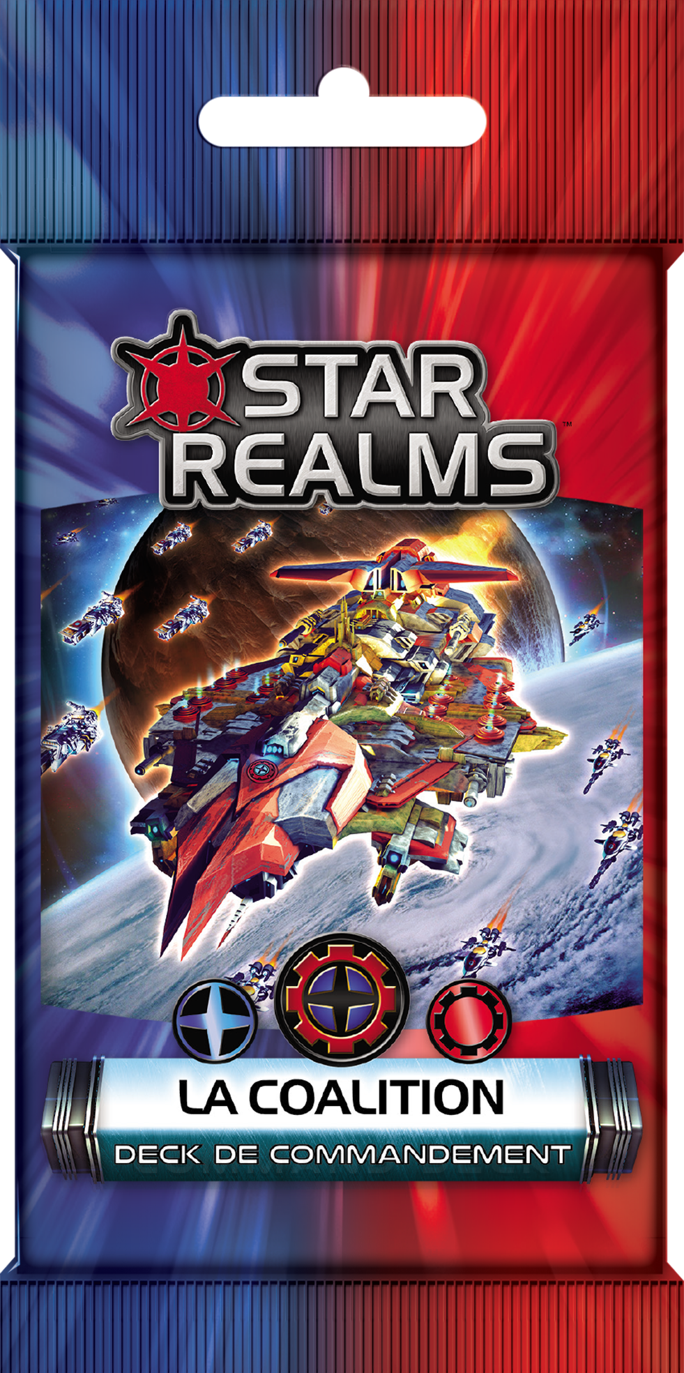 Star Realms - Decks de Commandement