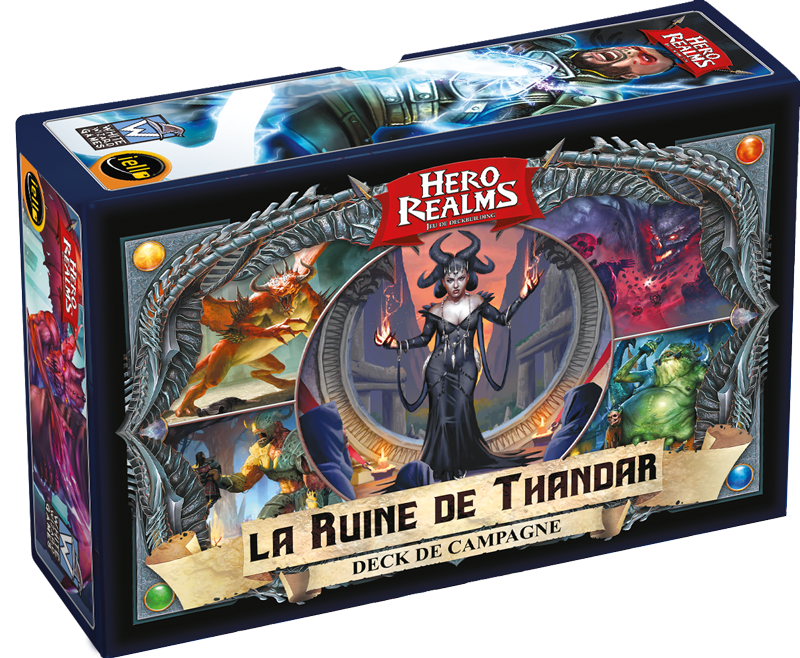 Hero realms ruine de thandar