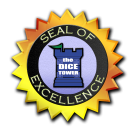 The Dice Tower Seal of Excellence
