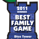 2011 The Dice Tower Best Family Game Winner
